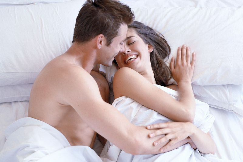 Orgasm with levitra