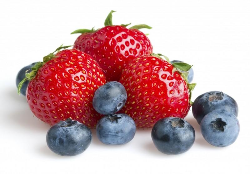 Berries Prevail Erectile Dysfunction