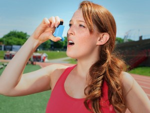 exercise – induced asthma