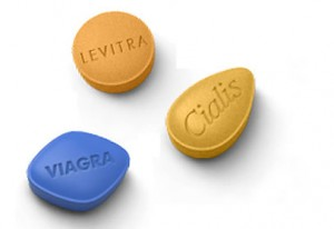 What is the difference between viagra cialis and levitra