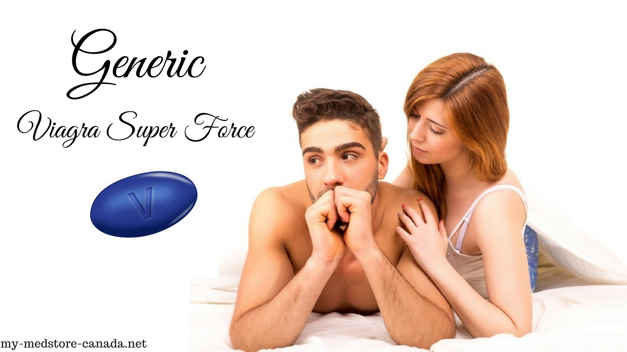 Viagra Super Force Generics