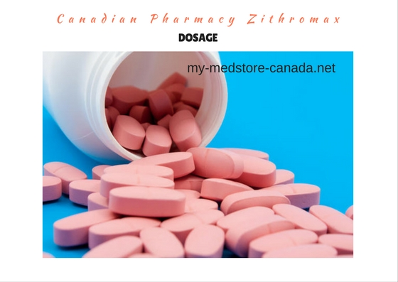 CanadianPharmacy Zithromax Dosage