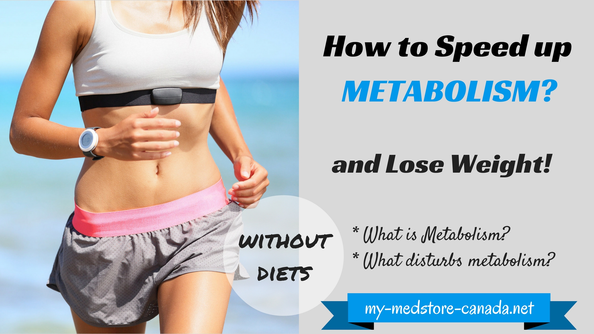 How to Speed up METABOLISM?