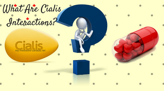 Cialis Interactions
