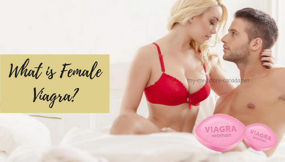 What is Female Viagra