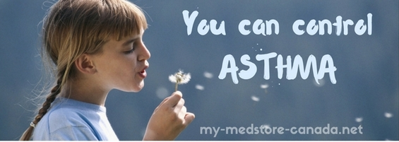You can control ASTHMA