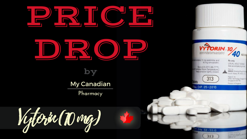 price drop for Vytorin