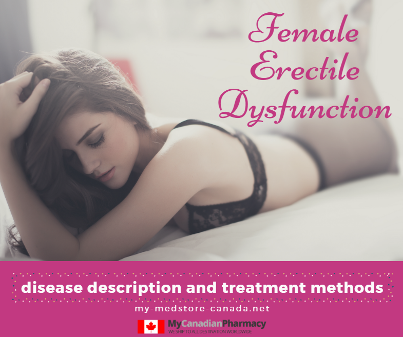 female erectile dysfunction